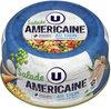Salade Américaine au thon pêché à la ligne - Produkt