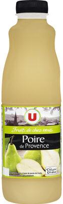 """Jus de poire de Provence """"fruits de chez nous"""" - Product - fr"""