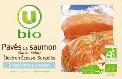 Pavé de saumon Ecosse - Produit - fr