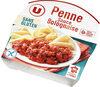 Pennes sauce bolognaise sans gluten, - Product