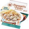 Blanquette de poulet et pâtes sans gluten, - Produit