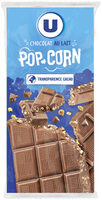 Chocolat au lait au pop corn - Prodotto - fr