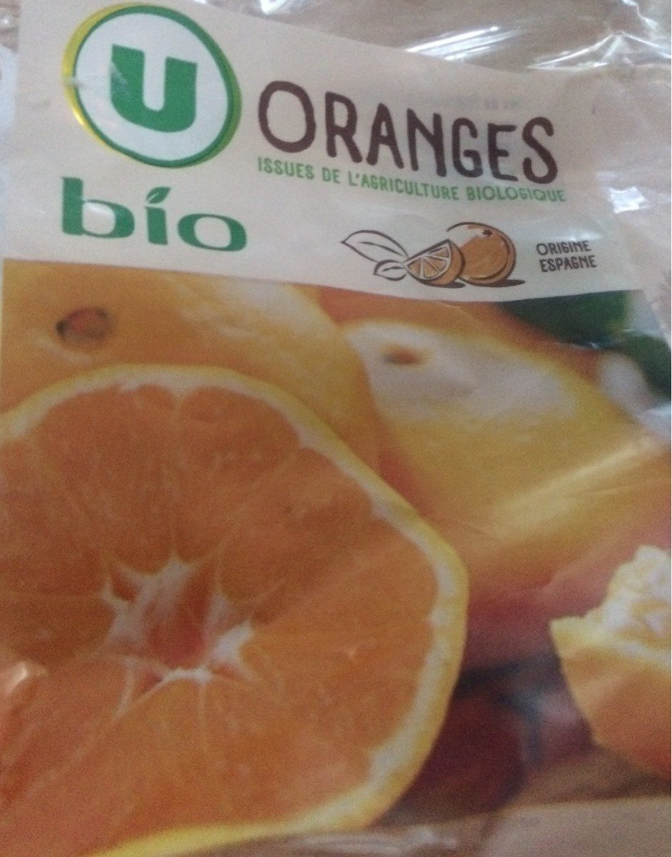 Orange Navelate, 4 fruits calibre 5/6 catégorie 2 - Product