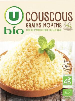 Couscous grains moyens - Produit - fr