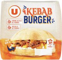 Kebab burger - Produit - fr