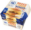 Big cheese burger double steak haché 100% pur boeuf - Produit