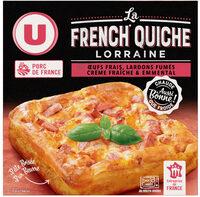 Quiche Lorraine la french, spécial micro-ondes - Product