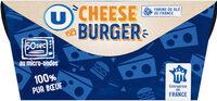 Cheese burger - Produit - fr
