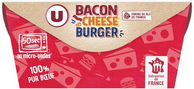 Bacon Cheese Burger - Produit - fr