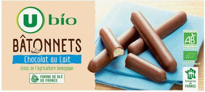Bâtonnets au chocolat au lait - Produit - fr