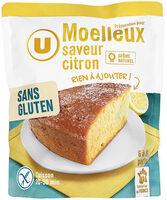 Moelleux citron - Product - fr
