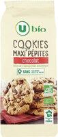 Cookies maxi pépites de chocolat - Produit - fr