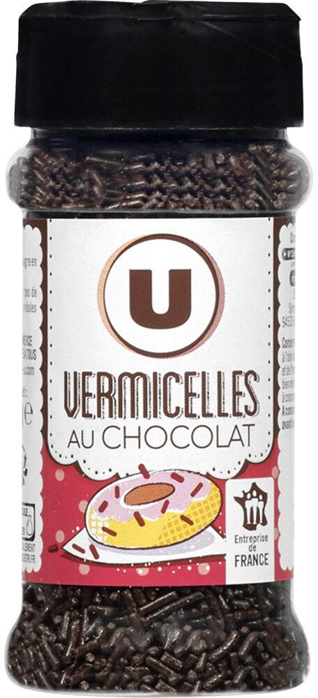 Vermicelles chocolat - Produit - fr