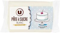Pâte à sucre paton blanc - Product - fr