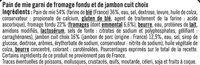 Croque à poêler au jambon et fromages - Ingrédients - fr