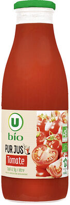 Pur jus de tomate salé à 3g/l - Product
