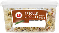 Taboulé au poulet - Produit - fr