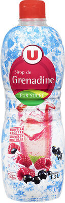 Sirop de grenadine - Product