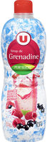 Sirop de grenadine - Product - fr