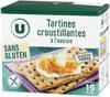 Tartines croustillantes à l'avoine - Product