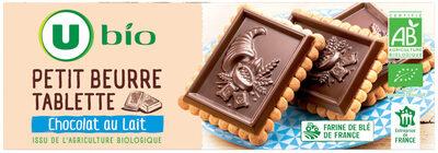 Petit beurre chocolat au lait tablette - Produit - fr