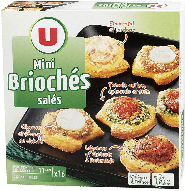 Mini briochés - Product