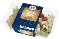 Salade poulet rôti et croûtons de Grana Padano AOP - Produit