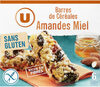 Barres de céréales fruits secs sans glutern - Produto