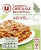 Lasagne au chou kale et à la viande bovine - Product