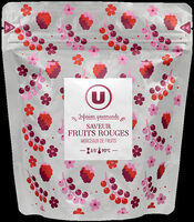 Infusion gourmande saveur fruits rouges - Product