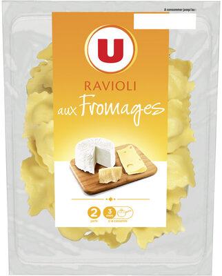 Ravioli aux 4 fromages - Produit