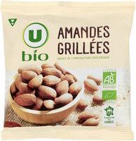 Amandes Grillées - Product - fr
