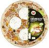 Pizza été chèvre légumes grillés - Produit