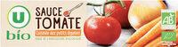 Sauce tomate aux petits légumes - Produit - fr