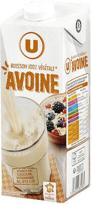 Boisson végétale saveur avoine - Producte