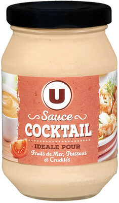 Sauce cocktail - Produit - fr