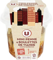 US box mini penne et boulettes - Product