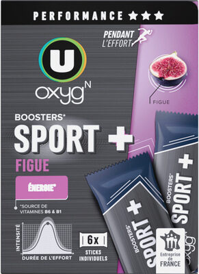 Booster sport + figue - Product