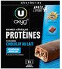 Barres protéinées au chocolat - Product
