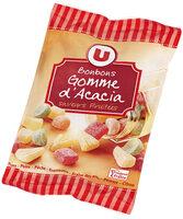 Bonbons gommes saveurs fruitées - Product - fr