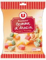 Bonbons gommes saveurs fruitées - Produit - fr