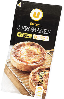 Tarte aux fromages - Product
