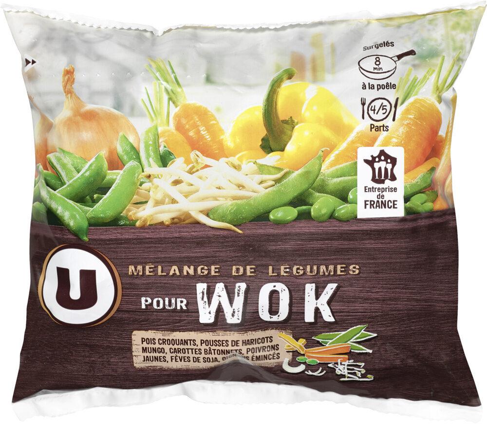 Légumes pour wok - Produit - fr