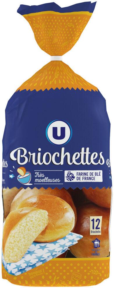 Briochettes - Produit - fr