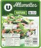 Allumettes de porc nature Viande de Porc Française - Produit