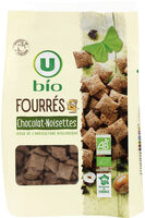 Céréales fourrées chocolat noisettes - Prodotto - fr