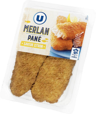 Merlan pané - Product