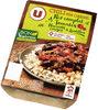 Chili con carne bon et végétarien - Produit