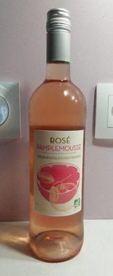 Boisson aromatisé à base de vin rosé pamplemousse 8° - Product
