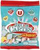 Bonbons gélifiés jeu de carte qui piquent - Produit